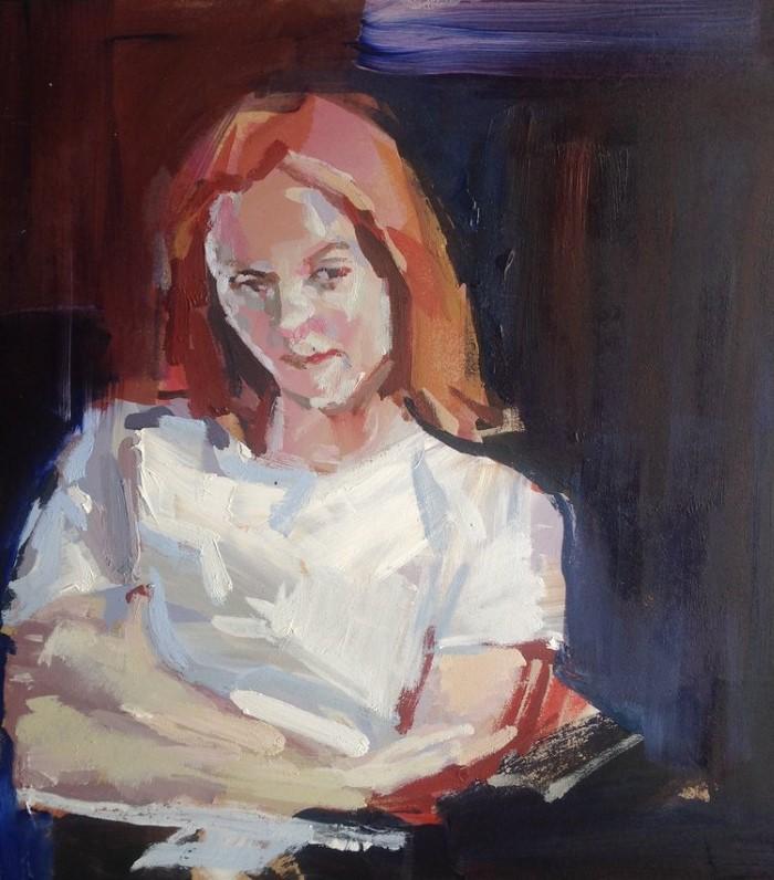 Британский художник. Philip Tyler