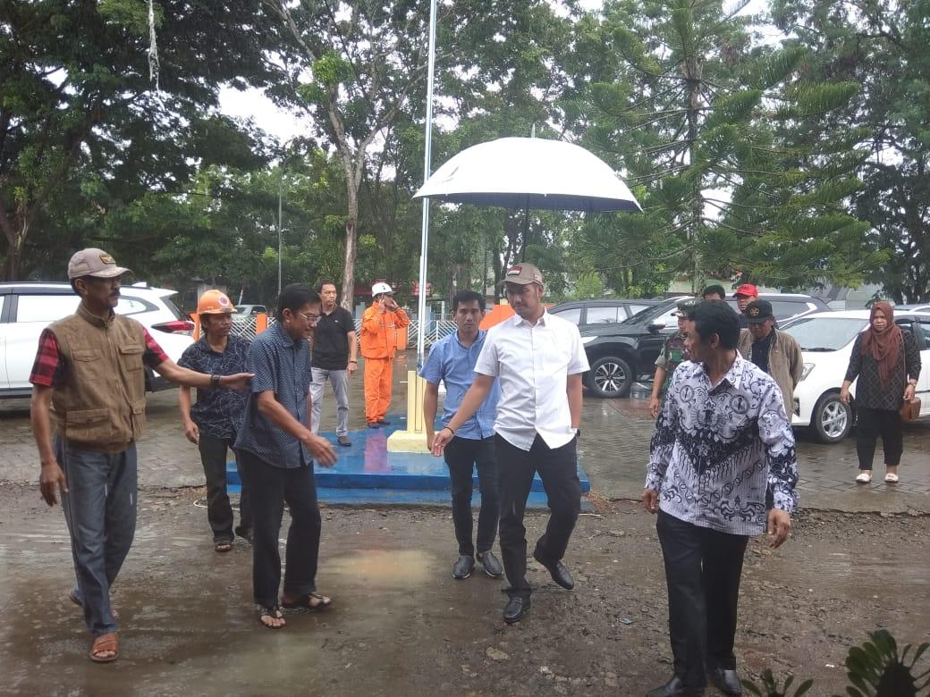 Bupati Sinjai Bersama Forkopimda Pantau Titik Rawan Banjir