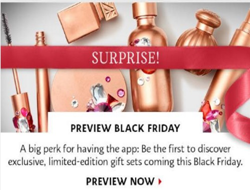 Sephora Black Friday Preview