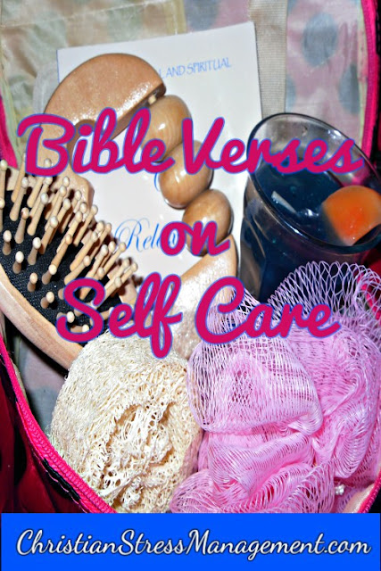 Bible verses on self care