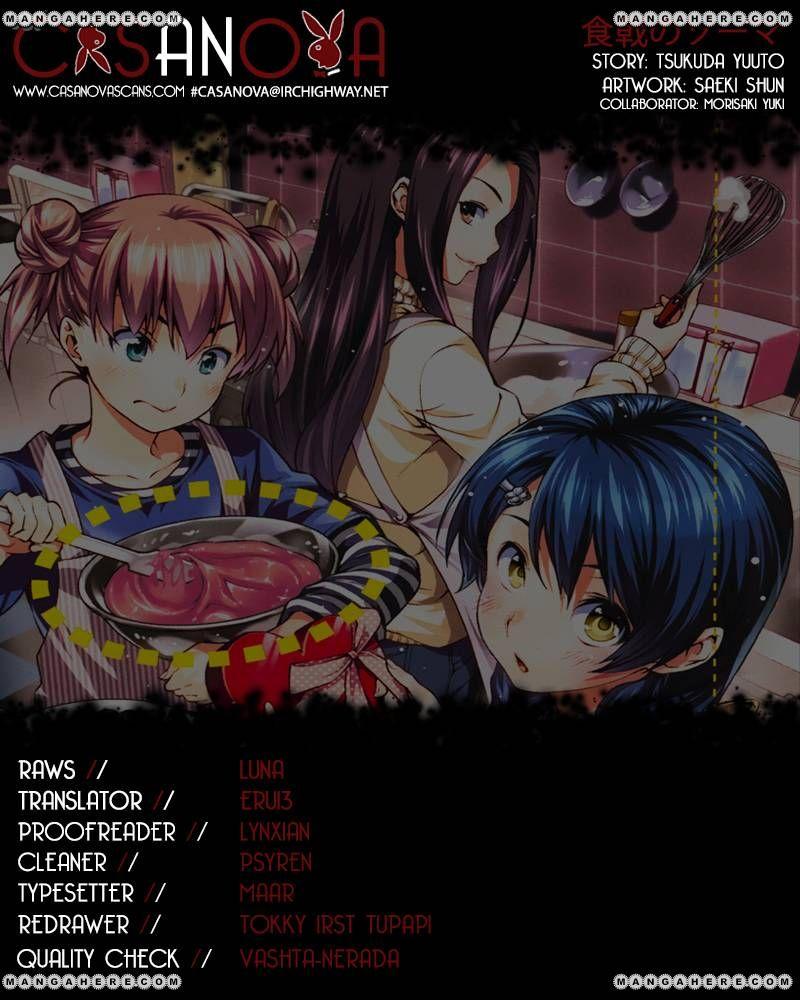 Shokugeki no Soma - Chapter 99