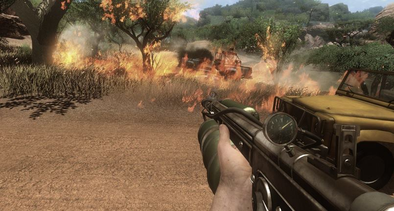 Far Cry 2 PC Full Español