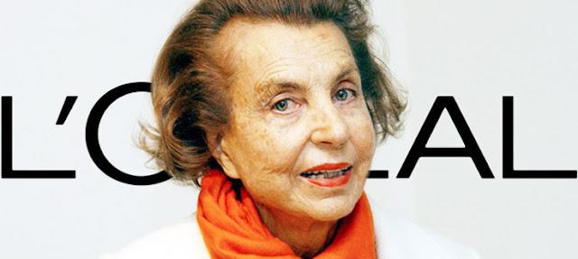 Biografi Liliane Bettencourt, Pemilik Perusahaan L'Oréal