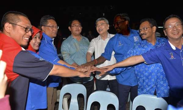 Pemimpin BN Mulakan Ceramah Rakyat Perjelas Isu Berbangkit