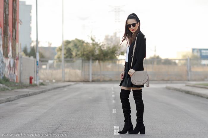 Blogger influencer instagramer valencia lifestyle mama bolso personalizado y coleta