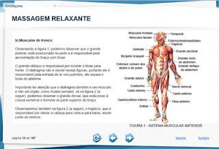 Curso Online de Massagem Relaxante