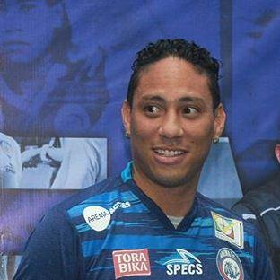 Arema FC Resmi Rekrut Marquee Player Juan Pablo Pino