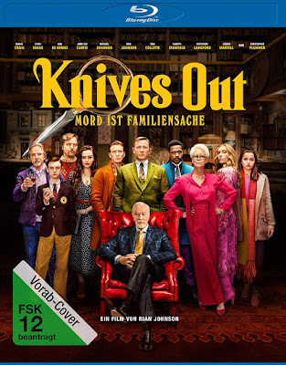 Knives Out 2019 Eng BRRip 480p 400Mb ESub x264