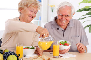 Phương pháp giảm cân an toàn cho người cao tuổi