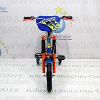 Sepeda Anak Erminio 2306 Suspensi BMX 12 Inci