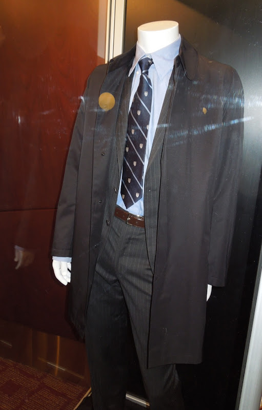 Mission Impossible Ghost Protocol Brandt costume
