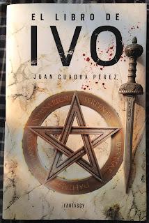 Portada del libro El libro de Ivo, de Juan Cuadra Pérez