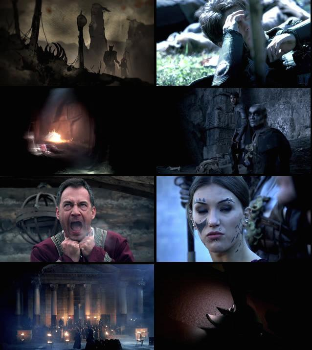 Dungeons Dragons The Book of Vile Darkness 2012 Dual Audio BRRip 720p