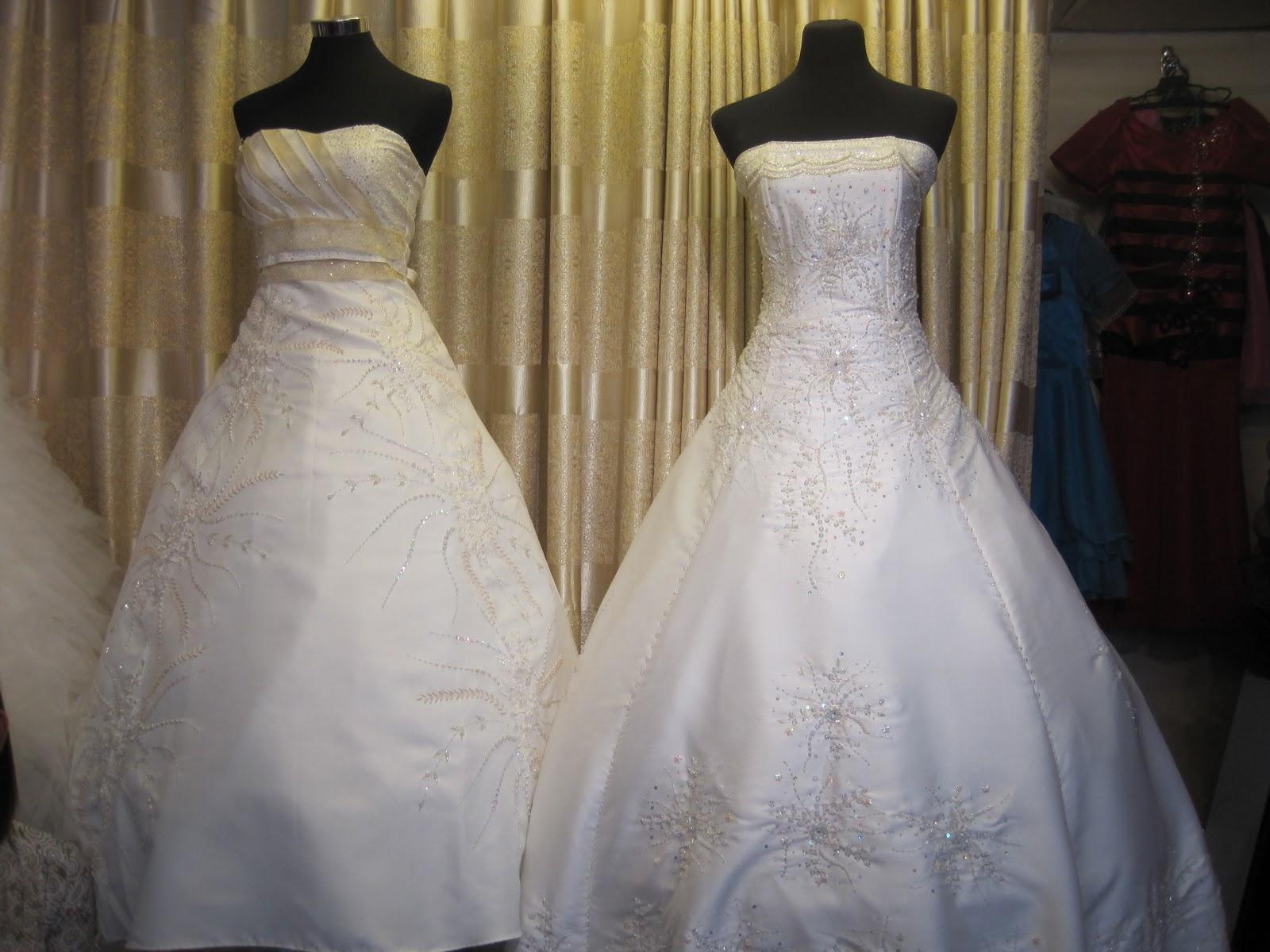Prep Time...: Divisoria Bridal Gown Hunting