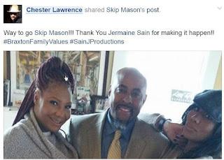 Braxton Family Values- Jermaine Sain- SAINJ Productions