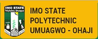 Imo State Polytechnic 2017/2018 ND Admission List Out