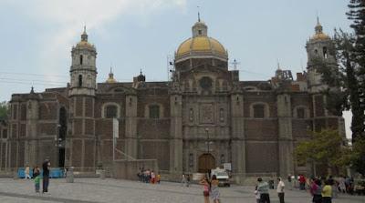 Templo expiatorio a Cristo Rey (Antigua Basílica de Guadalupe)