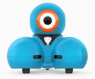 Make the Dash robot dance using iPad app Swift Playgrounds