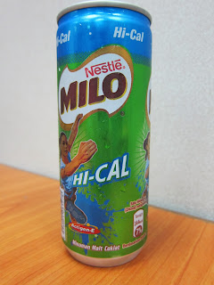 Milo Hi-Cal Can APU APIIT Life Marc Soon