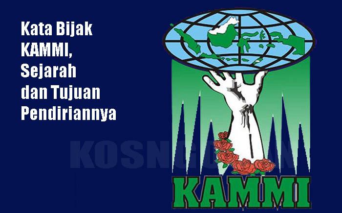 sejarah tujuan kammi