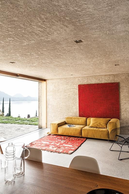 casa de fin de semana situada en el pueblo más hermoso de Suiza chicanddeco blog