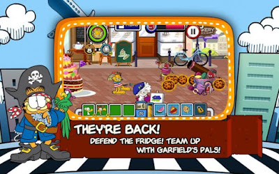 Garfield's Defense 2 Apk v1.3.0 (Mod Money)