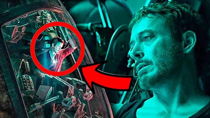 """Ya salio el trailer de AVENGERS 4 """"ENDGAME"""" y este es su análisis."""