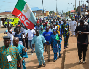 Two APC aspirants reject results of gov primary in C-River