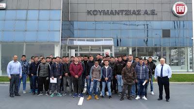 Η FCA Greece κοντά στους αυριανούς συνεργάτες