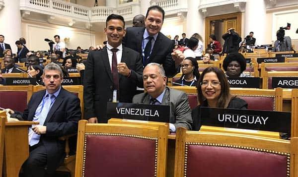 GUERRA CONTRA UN PAIS PEQUEÑO: A instancias de EE.UU. Unión interparlamentaria impide acceso a delegación venezolana en Ginebra