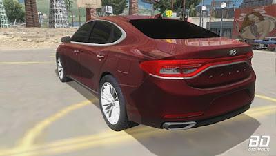 Download , Mod , car , Carro,  Hyundai Azera 2018 para GTA San Andreas, GTA SA,  Jogo , game , PC