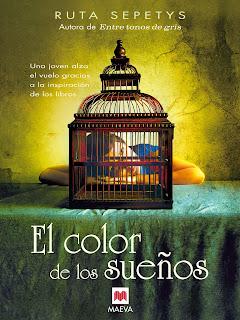 """""""El color de los sueños"""" de Ruta Sepetys"""