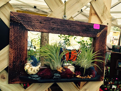 Summerville Flowertown Festival 2015 - DB's Glass Shack | The Lowcountry Lady