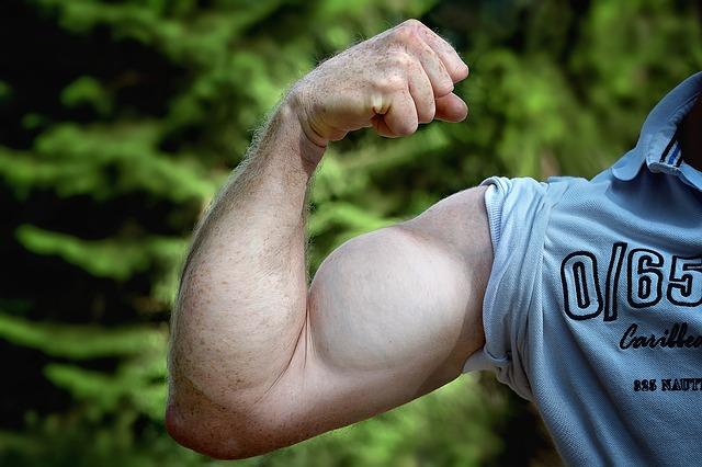 Mengapa banyak lemak timbul di lengan