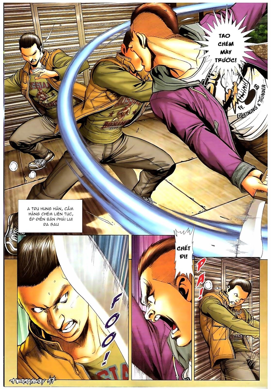 Người Trong Giang Hồ - Chapter 1381: Tự tìm diệt vong - Pic 15
