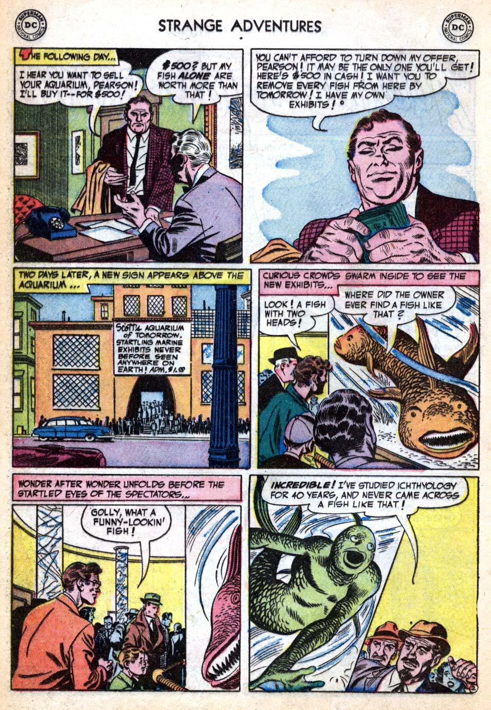 Strange Adventures (1950) issue 35 - Page 20