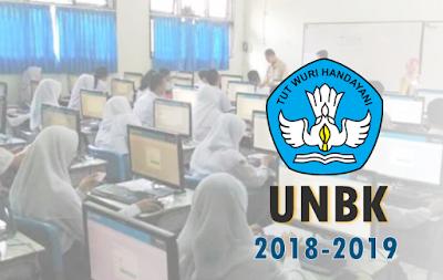 spesifikasi komputer dan client unbk 2019