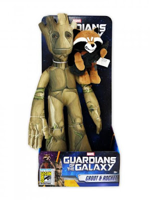 San Diego Comic-Con 2015 Exclusive Marvel's Guardians of the Galaxy Groot & Rocket Raccoon Deluxe Plush Set.jpg