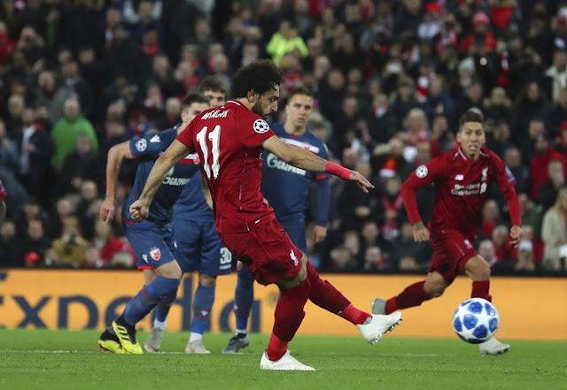 Penampilan Mohamed Salah sangat diharapkan agar Liverpool bisa menang melawan Napoli.
