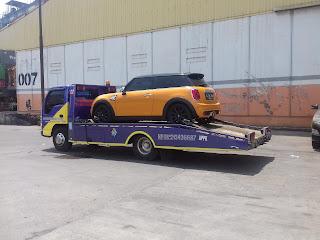 Jasa ekspedisi pengiriman mobil keseluruh kota di indonesia khususnya surabaya