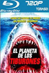 El planeta de los tiburones (2016) BDRip m720p