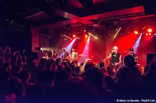 State Champs Secrets Elevated Living Proof Dead and Gone Paris Live Rock'n'Live Blog Maroquinerie Pop Punk Marie Le Bannier