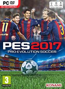 Pro Evolution Soccer 2017 - CPY Full Crack
