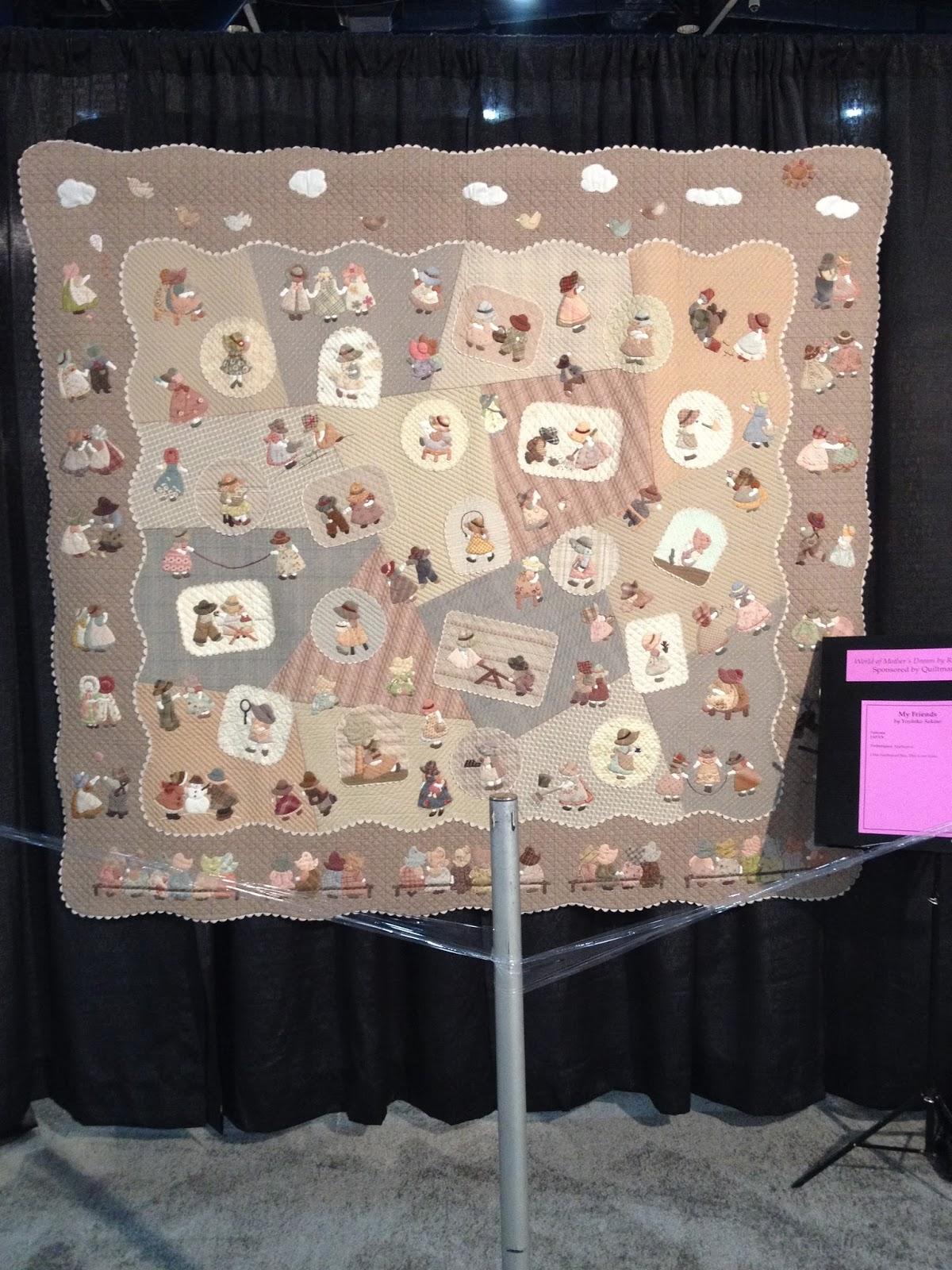 Miss Marker S Quilts Yoko Saito Quilts