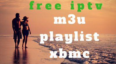 free iptv m3u playlist xbmc