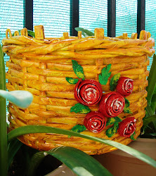 A basket from junk...