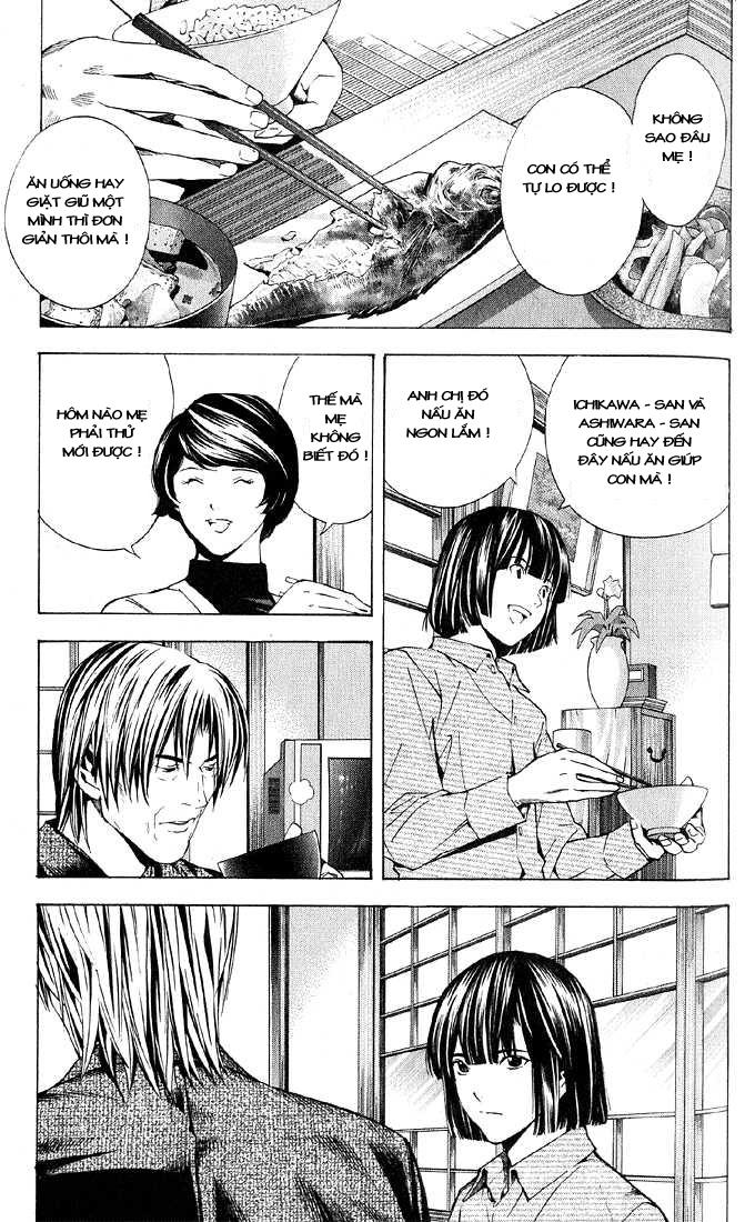 Hikaru No Go hikaru no go chap 169 trang 13