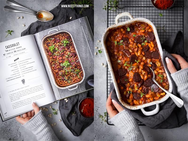 Rezept für Cassoulet mit weissen Bohnen und Chorizo, Schimkowitsch, Ketschauer Hof Deidesheim