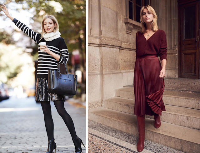 Юбки для невысоких женщин