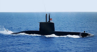Kapal Selam Turki